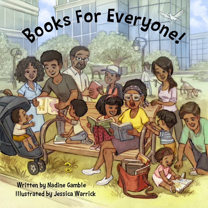 Books for Everyone Cover